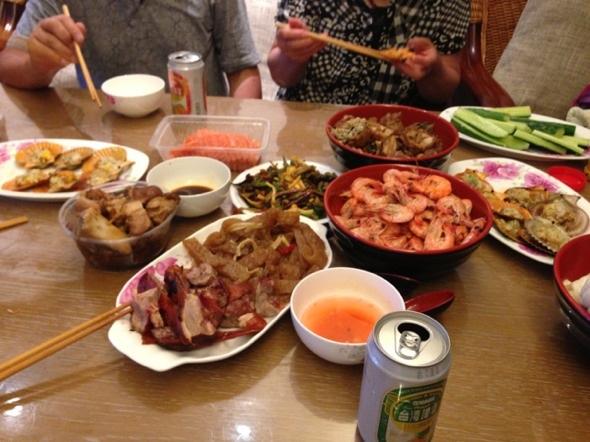 一桌大餐_兰海369的美食日记_豆果美食