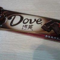 德芙香浓黑巧克力