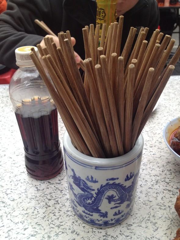 高中生手工制作用筷子