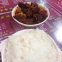土豆牛肉米饭