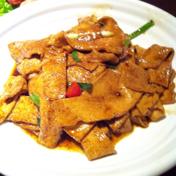 千叶豆腐-写食派 饭有引力 豆果美食