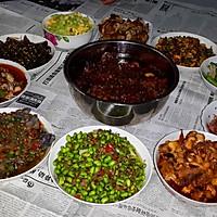 中秋佳节团圆饭