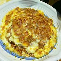 意大利奶油焗土豆泥