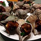 碳烤大海螺