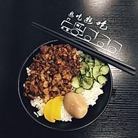 秋食记:卤肉饭