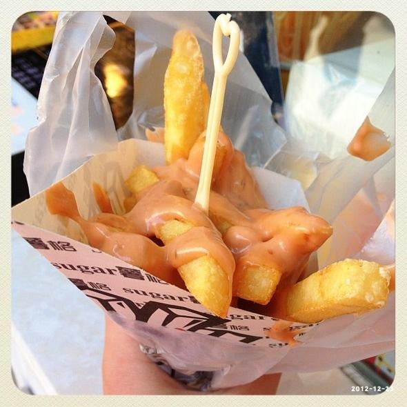 金斯顿千岛酱薯条